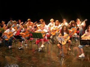 Guitares à l'auditorium d'Annemasse